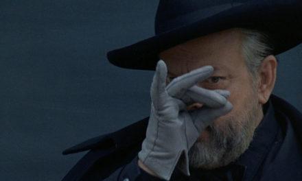 Con F de Falso, F for Fake de Orson Welles