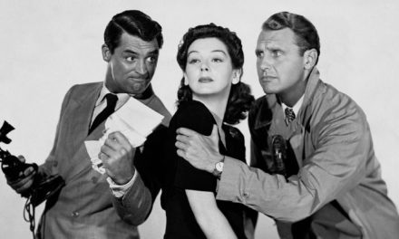 'His Girl Friday' o el diálogo entendido como una ametralladora