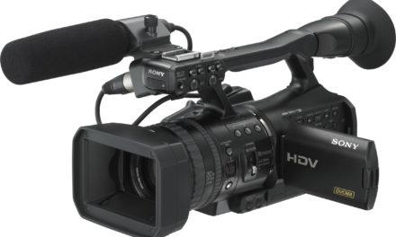 HVR-V1U, nueva cámara Sony 24p
