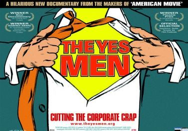 'The Yes Men', subtitulada