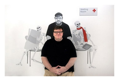 'SiCKO', último filme de Michael Moore, a Cannes (actualizado)