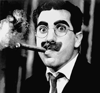 Groucho, in memoriam