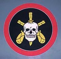 El siniestro escudo de armas del BOPE