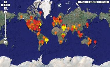 Pangea, filme mundial por la convivencia pacífica