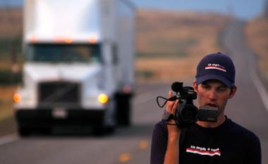 Hágalo usted mismo: cambie su vida, tome la carretera y ruede un documental