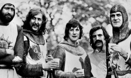 La monarquía, según Monty Python