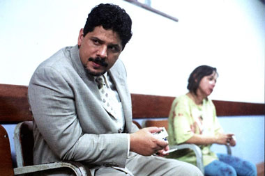 Carlos Cruz y Lourdes Valera