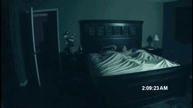 Paranormal Activity, película anormal