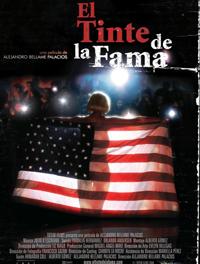 El Tinte de la Fama, póster y página web