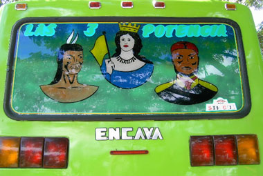 María Lionza, el trailer