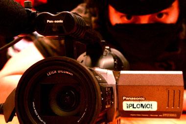 Rueda sonido, rueda cámara… ¡Plomo!