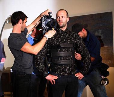 Crank 2: filmada con cámaras no profesionales