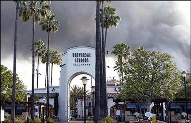 Hollywood está que arde