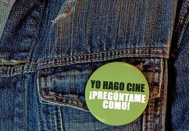 """""""Yo hago cine, pregunte cómo"""""""