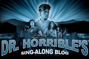 "Dr. Horrible's Sing-Along Blog, o ""Supervillano, el musical"""