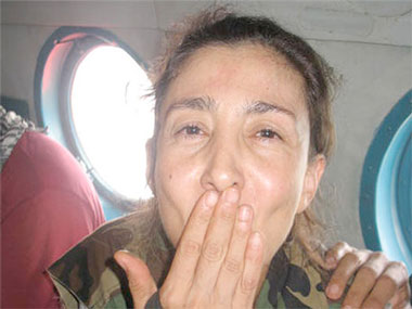 Ingrid Betancourt, superstar (más encuesta)