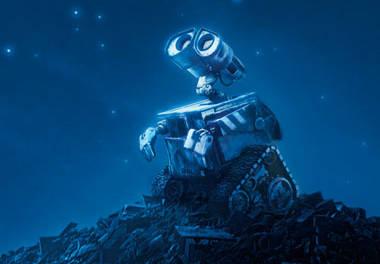 Por qué me gustó Wall-E