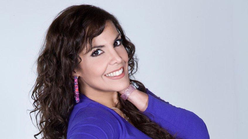 Elaiza Gil, en Despedida de Soltera de Antonio Llerandi