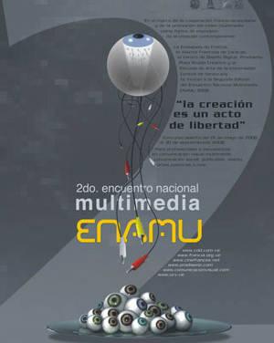 ENAMU 2008: Segundo Encuentro Nacional de Multimedia