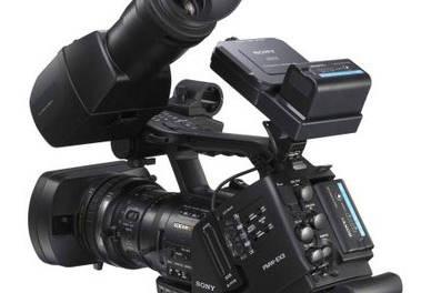 EX XDCAM EX, la respuesta de Sony a la HVX200