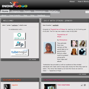 Hágalo usted mismo: financie su película con Indiegogo