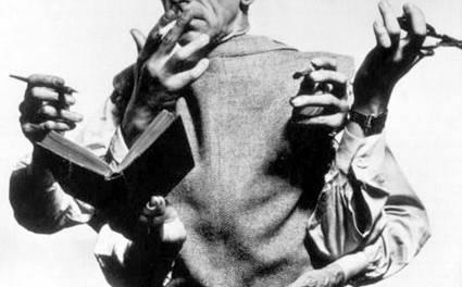 Cocteau, el cine de bajo presupuesto y el arte
