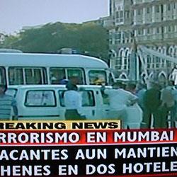 …Y luego Bollywood es atacado