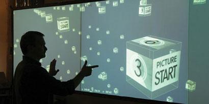 Sundance 2009: TAMPER, la tecnología gestual de Minority Report aplicada a la edición no lineal de imágenes