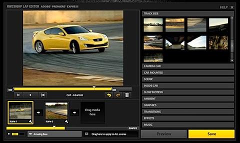 Hyundai y Adobe Premiere Express, un concurso de edición online