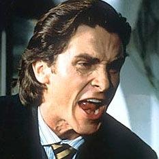 Christian Bale establece record de f*cks por minuto en un set de filmación