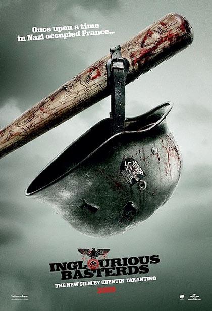 Inglorious Basterds, póster