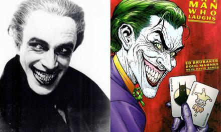 The Joker: el hombre que ríe