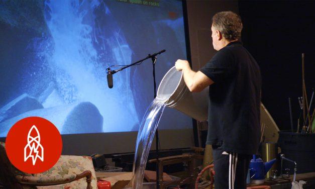 Cómo crear efectos de sonido, una guía online de Foley
