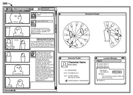 ¿Prepara Apple una aplicación para storyboards?