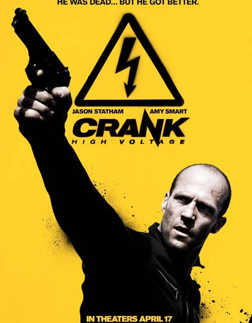 Detrás de cámaras: Crank, High Voltage
