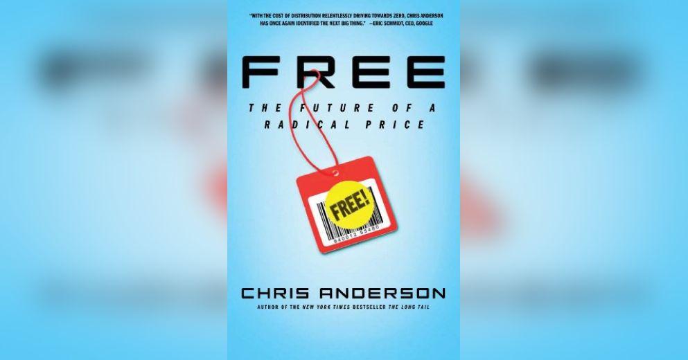 Free de Chris Anderson, gratis en la red (y aquí)