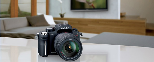 Canon 5D Mark II vs. Lumix GH1 vs. RED: una comparación