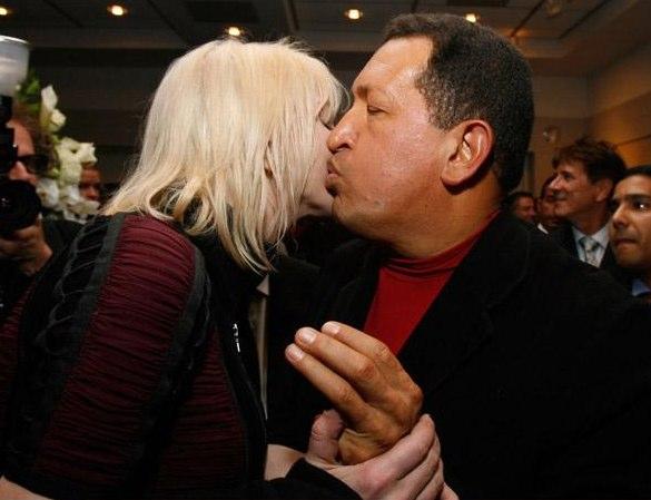 Love y Chávez se despiden, puro love…