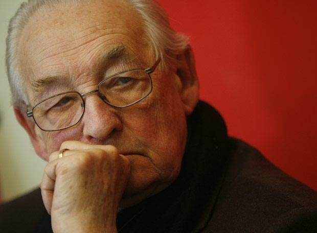 Andrzej Wajda habla sobre Katyn