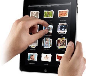 El iPad de Apple y las publicaciones del futuro imaginadas por Stanley Kubrick y Arthur C. Clarke