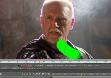 Adobe After Effects CS5: milagroso 'rotoscoping'