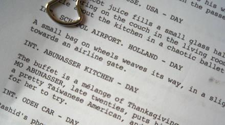"""El guión, una """"check list"""" a la manera de Hollywood"""