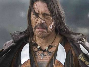 Machete, trailer ilegal con mensaje para Arizona: se equivocaron de mexicano