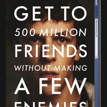 The Social Network, el primer trailer sobre la película de Facebook, ya está en línea