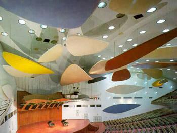 UCV, inauguran Aula de Cine