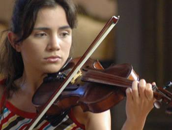 Carolina Riveros, actriz venezolana, premiada en Francia