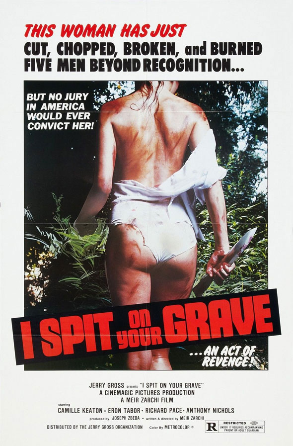 I Spit On Your Grave, 1978