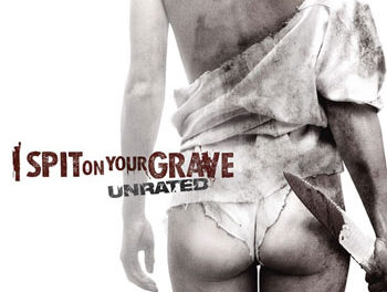 I Spit on your Grave, trailer
