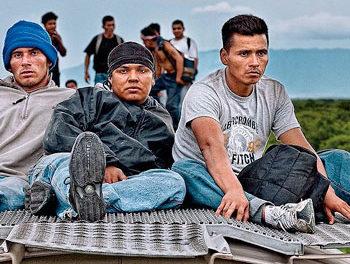 Los Invisibles, Amnistía Internacional y Gael García Bernal develan el problema de los inmigrantes centroamericanos