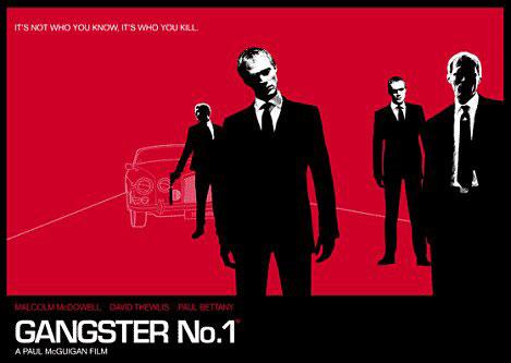 Gangster No. 1, una película sobre la envidia